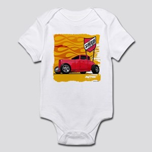 Speed '32 Red Coupe Infant Bodysuit