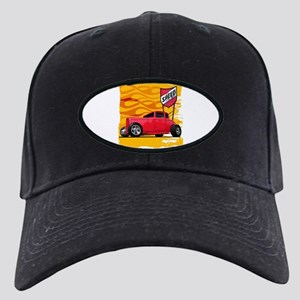 Speed '32 Red Coupe Black Cap
