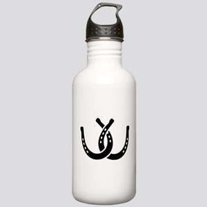 Crossed horseshoes Stainless Water Bottle 1.0L