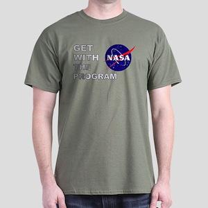 "NASA ""Program"" Dark T-Shirt"