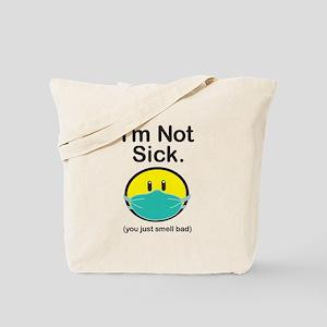 Smell Bad Tote Bag