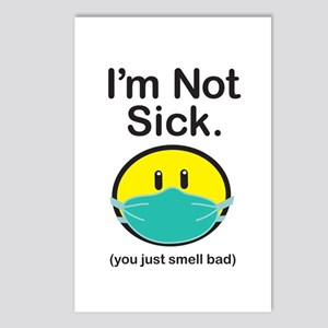 Smell Bad Postcards (Package of 8)