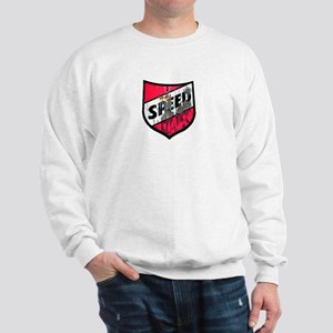 Speed Little Red Coupe Sweatshirt