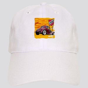 Speed Little Red Coupe Cap