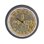 Masonic Looney Wall Clock