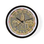 Masonic Looney Wall Clock