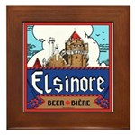 Elsinore Beer Framed Tile