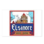 Elsinore Beer Postcards (Package of 8)