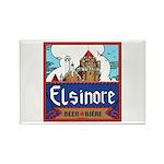 Elsinore Beer Rectangle Magnet (100 pack)