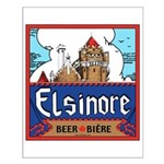 Elsinore Beer Small Poster