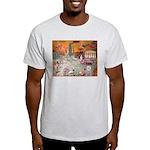 Garden of Alcyone  Ash Grey T-Shirt
