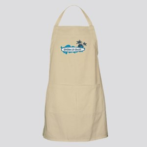 Emerald Coast - Surf Design. Apron