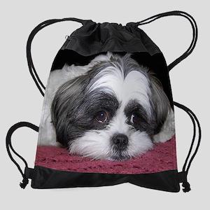 bellecalendar1 Drawstring Bag