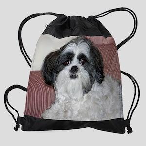 bellecalendar4 Drawstring Bag