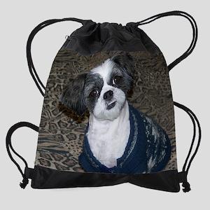 bellecalendar6 Drawstring Bag