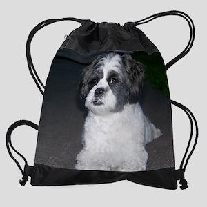 bellecalendar8 Drawstring Bag