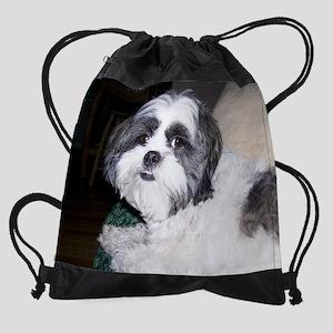 bellecalendar12 Drawstring Bag