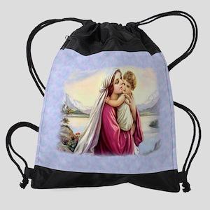 MarianCalendar11 Drawstring Bag