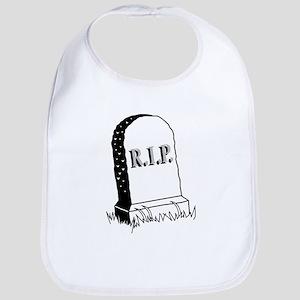 Rest in Peace ( R.I.P. ) Bib