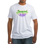 Supernatural Fitted T-Shirt (multi)