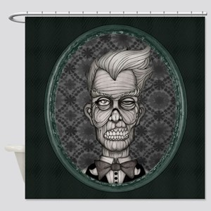 Pa Mortis Shower Curtain