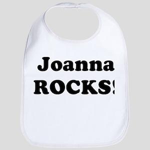 Joanna Rocks! Bib