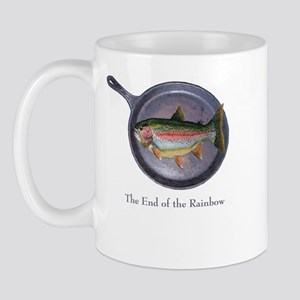 end of the rainbow 2 Mugs