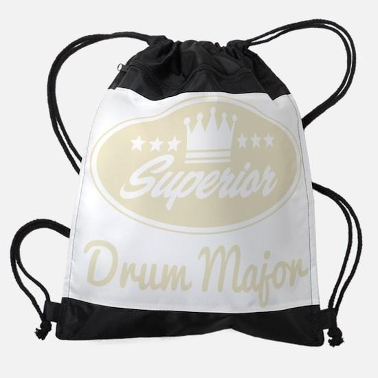 Drum Major vintage Drawstring Bag