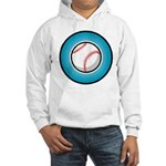Baseball 2 Hooded Sweatshirt
