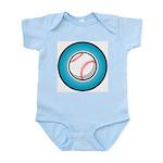 Baseball 2 Infant Bodysuit