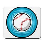 Baseball 2 Mousepad