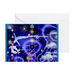 Interdimensional Journey Greeting Cards (Package