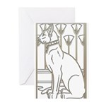 Goddess Bast Greeting Cards (Pk of 10)