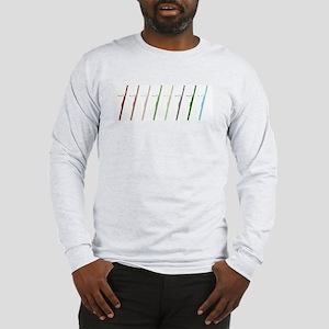 Bassoons on Parade Long Sleeve T-Shirt