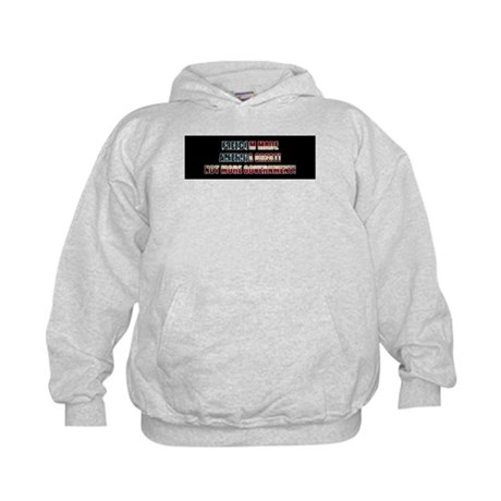 Freedom Not Government BF Hoodie