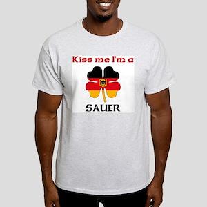 Sauer Family Ash Grey T-Shirt