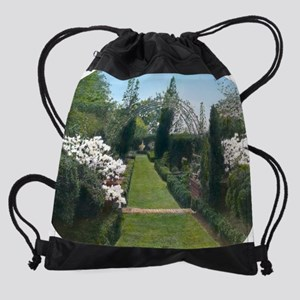 Old Acres 4 - Robert Low Bacon Hous Drawstring Bag