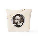 Subliminal Bard's Tote Bag