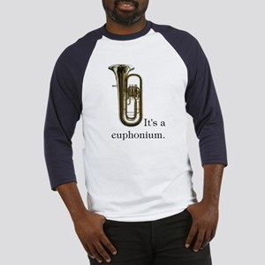 It's a Euphonium Baseball Jersey - sleeve choice