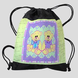 bbyyllwbrtwincale Drawstring Bag