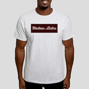 Molon Labe RBW Bumper T-Shirt