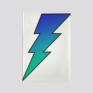 The Lightning Bolt 1 Shop Rectangle Magnet