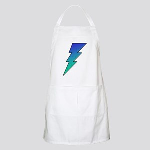 The Lightning Bolt 1 Shop BBQ Apron