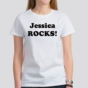 Jessica Rocks! Women's T-Shirt