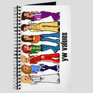 YW Princess Blank Book/Journal