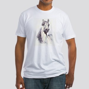 TWO HEARTS Fitted T-Shirt