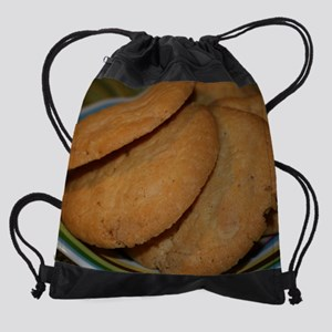 74_H_F_Food_Cookies Drawstring Bag