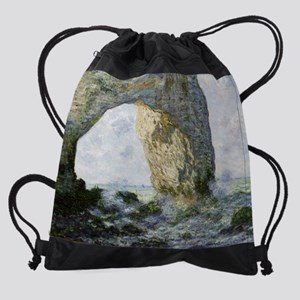 The Manneport Drawstring Bag