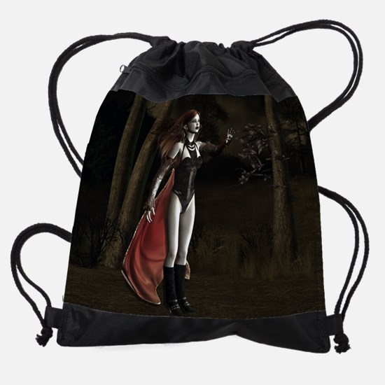 oct.png Drawstring Bag