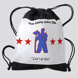 leeroy Drawstring Bag